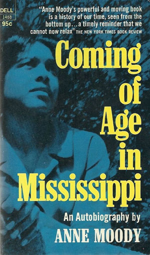 a picture of racial inequality by anne moody in coming of age in mississippi
