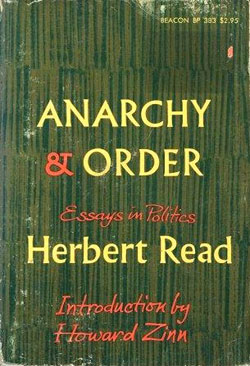 anarchy or order essay