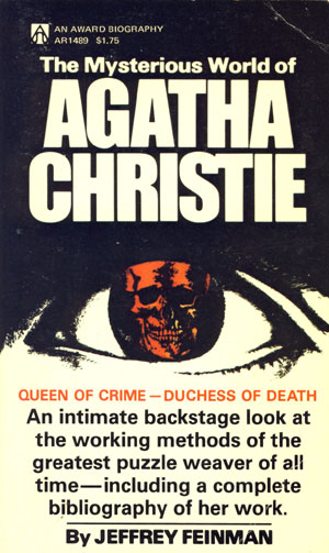 a biography of agatha christie the queen of the mystery genre Watch video born on september 15, 1890, in torquay, england, agatha christie published her first novel, the mysterious affair at styles, in 1920, and went on to.